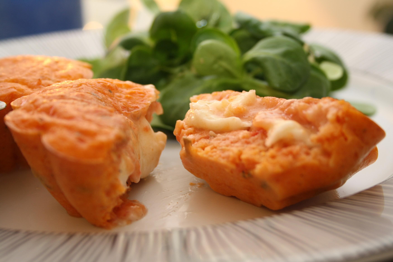 Moelleux Tomate Mozzarella - Mathilde et Gourmandises3