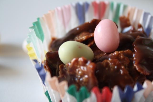 Petits Nids Chocolat Pâques - Mathilde et Gourmandises3