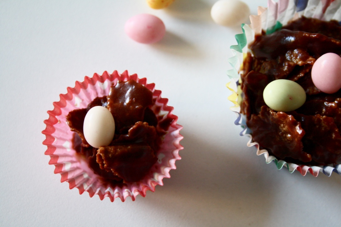 Petits Nids Chocolat Pâques - Mathilde et Gourmandises4