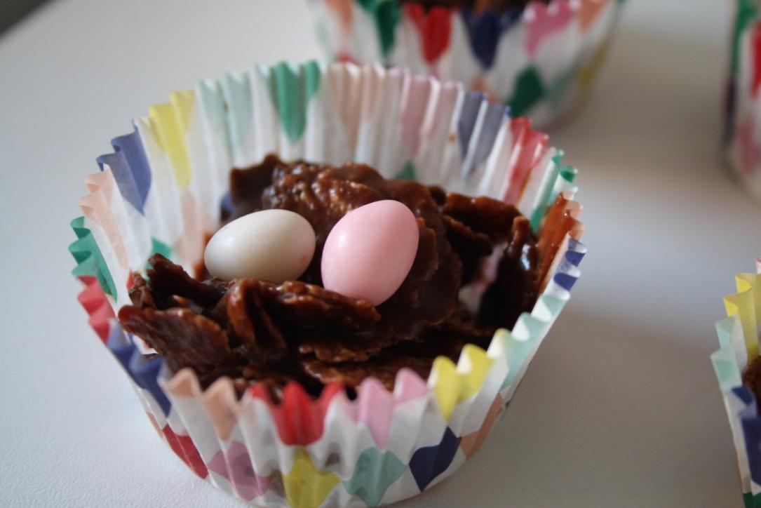 Petits Nids Chocolat Pâques - Mathilde et Gourmandises6