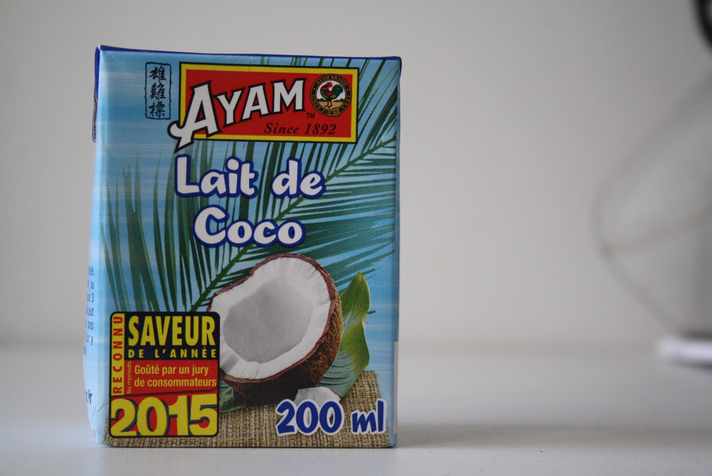Quasi de veau lait coco curry - Mathilde et Gourmandises
