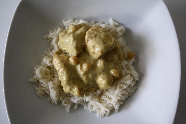 Quasi de veau lait coco curry - Mathilde et Gourmandises1