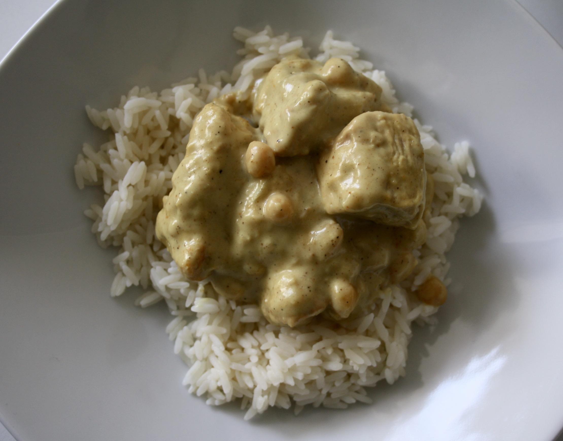 Quasi de veau lait coco curry - Mathilde et Gourmandises3