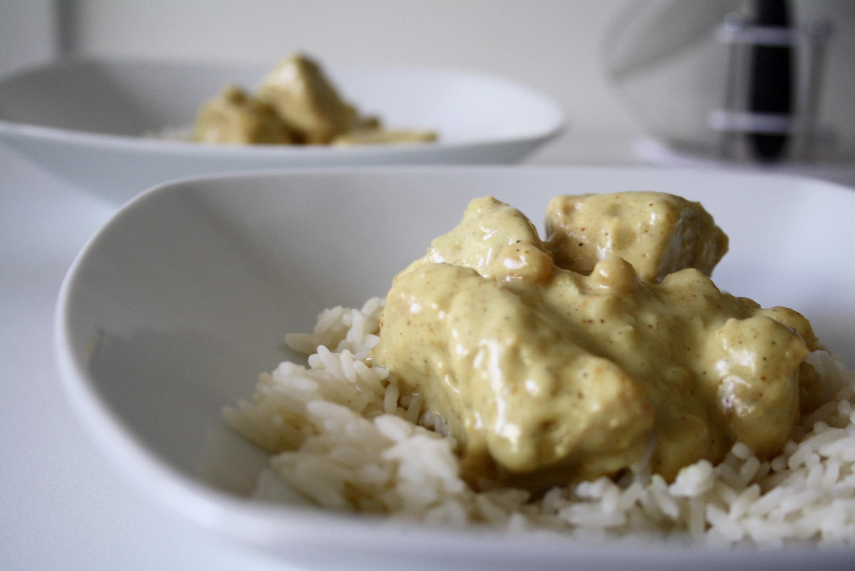Quasi de veau lait coco curry - Mathilde et Gourmandises5
