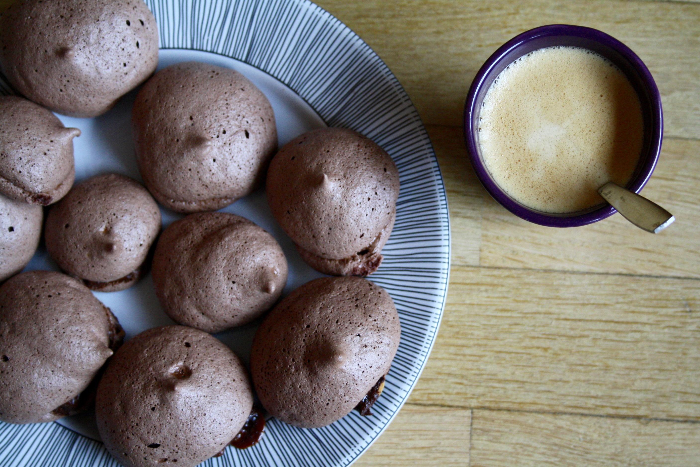Meringue cacao Magnum - Mathilde et Gourmandises6