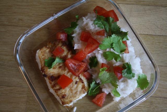 Cabillaud riz coco - Mathilde et Gourmandises3